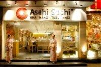 Nhà hàng Triều Nhật - Asahi Sushi