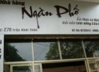 Nhà hàng Ngàn Phố