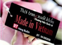 Made in Vietnam (Hàng Buồm)