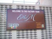 Nhà máy sản xuất socola Ethel